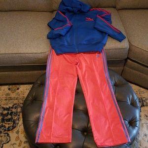 Adidas track suit